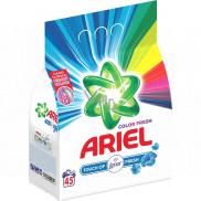 Ariel Touch of Lenor Fresh Color prací prášok na farebnú bielizeň 45 dávok 3,375 kg