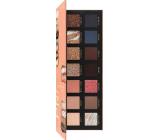 Catrice Pre Peach Origin Slim Eyeshadow Palette paleta očných tieňov 010 Golden Afterglow 10,6 g