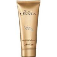 Calvin Klein Secret Obsession sprchový gel 200 ml