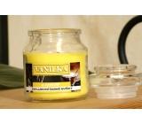 Lima Aróma Dreams Vanilka aromatická sviečka pohár s viečkom 120 g