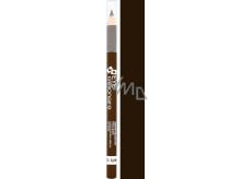 Miss Sporty Eye Millionaire Water-Resistant Eye Liner tužka na oči 002 Money Brown 1,5 g