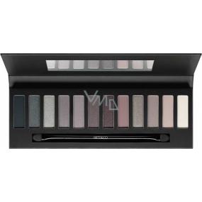 Artdeco Most Wanted Palette paleta očních stínů 2 Smokey 1,2 g