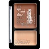 Catrice Prime And Fine Contouring Palette konturovací paleta 020 Warm Harmony 10 g