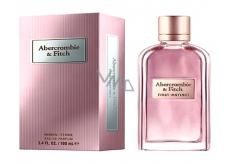 Abercrombie & Fitch First Instinct for Women parfémovaná voda pro ženy 100 ml