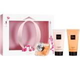 Lancome Trésor parfémovaná voda pro ženy 30 ml + tělové mléko 50 ml + sprchový gel 50 ml, dárková sada