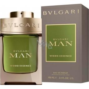 Bvlgari Man Wood Essence toaletná voda 100 ml