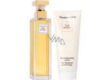 Elizabeth Arden 5th Avenue parfémovaná voda 125 ml + tělové mléko 100 ml dárková sada