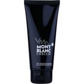Montblanc Emblem sprchový gél pre mužov 100 ml