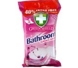 Green Shield Kúpeľňa antibakteriálne čistiace vlhčené obrúsky 70 kusov