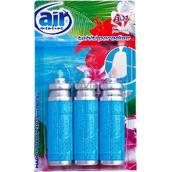 Air menłinu Tahiti Paradise Happy Osviežovač náhradná náplň 3 x 15 ml sprej