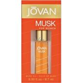 Jovan Musk Oil parfum olej pre ženy 9,7 ml