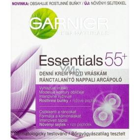 Garnier Skin Naturals Essentials 55+ denní krém proti vráskám 50 ml