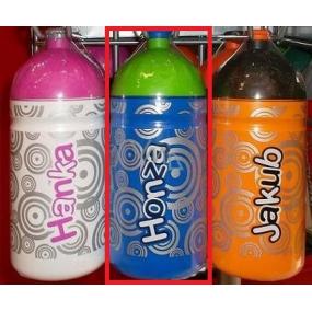 Nekupto Fľaša pre zdravé pitie s názvom Honza 0,5 l 1 kus