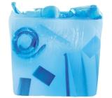 Bomb Cosmetics Pepermint - Peppermint Patch Přírodní glycerinové mýdlo 100 g