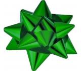 Nekupto Hviezdica strednej metal zelená 6,5 cm