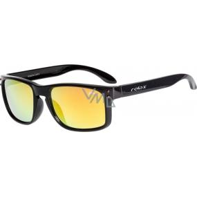 b92df802c Relax Melite Sluneční brýle pro děti černé R3067A - VMD drogerie