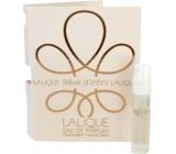 Lalique Reve d Infini parfémovaná voda pro ženy 1,8 ml s rozprašovačem, Vialka