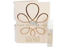 Lalique Reve d Infini toaletná voda pre ženy 1,8 ml s rozprašovačom, vialky