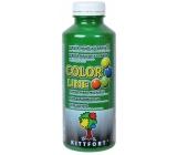 Kittfort Color Line tekutá malířská barva Zelená 500 g