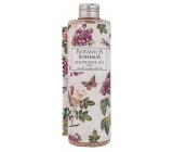 Bohemia Gifts & Cosmetics Botanica Šípek a ruže soľ do kúpeľa 300 g