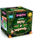 Albi V kocke! Mýty a legendy desaťminútová hra na precvičenie pamäti a vedomostí, odporúčaný vek 8+
