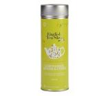 English Tea Shop Bio Citrónová tráva, zázvor a citrusy 15 kusov biologicky odbúrateľných pyramidek čaju v recyklovateľné plechovej dóze 30 g, darčeková sada