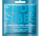 Marion Neon vibes Peel-off rozjasňujúci odlupovacie pleťová maska 8 g