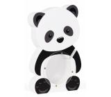 Albi Pokladnička drevená zvieratko Panda 22 x 5 x max 22 cm