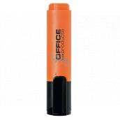 Office Zvýrazňovač šírka stopy 2 - 5 mm oranžový