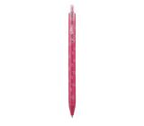 Spoko Flora guľôčkové pero, ružové, modrá náplň, 0,5 mm