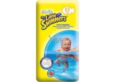 Huggies Little Swimmers 2-3 jednorázové plienky do vody 3-8 kg 12 kusov