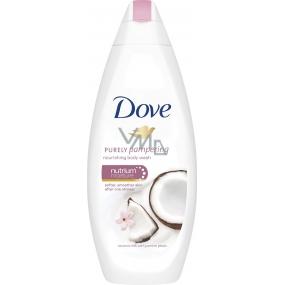 Dove Purely Pampering Kokosové mlieko a kvety jazmínu sprchový gél 250 ml