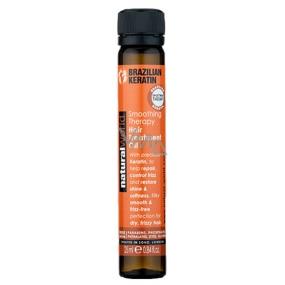 Natural World Brazilian Keratin Smoothing Therapy Hair Treatment Oil regenerační vlasový olej 25 ml
