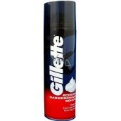 Gillette Classic pěna na holení normální pleť pro muže 200 ml