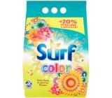 Surf Color Fruity Fiesta & Summer Flowers prášek na praní barevného prádla 60 dávek 3,9 kg