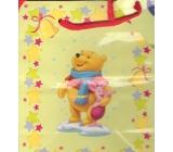 Albi Dárková papírová malá taška 13,5 x 11 x 6 cm Vánoční TS4 97713