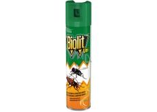 Biolit Uni proti lietajúcemu a lezúcemu hmyzu s vôňou pomaranča sprej 400 ml