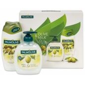 Palmolive kaz.Olive milk tek.mýd.300 + SG250ml 7859
