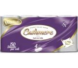 Big Soft Cashmere toaletný papier 8 rolí, 4 vrstvy a 150 útržkov