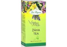 Dr. Popov Záha bylinný čaj v nálevových vrecúškach 30 g