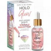 Marion Holo Glow Anti-Aging Serum pleťové sérum pre redukciu vrások 20 ml
