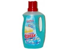 Lavax Color Care tekutý prací prostředek s lanolinem na barevné prádlo 1 l