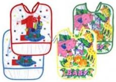 Junior Joy podbradník PVC vrecko rôzne farby a motívy 1 kus
