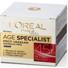 Loreal Paris Age Specialist 45+ denní krém proti vráskám 50 ml