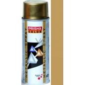 Schuller Eh klar Prisma Color Metallic Effect akrylový sprej 91043 Metalická zlatá 400 ml