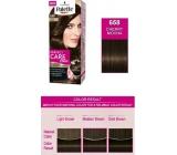 Schwarzkopf Palette Perfect Color Care barva na vlasy 658 Krémová moka
