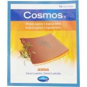 Cosmos Hrejivá náplasť kapsaicín jemná 12,5 x 15 cm