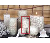 Lima Nevada sviečka slonová kosť valec 50 x 100 mm 1 kus