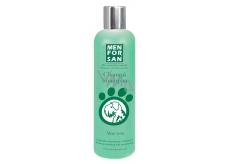 MenForSan Aloe Vera přírodní zklidňující, hojivý šampon pro psy 300 ml