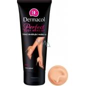 Dermacol Perfect vodeodolný skrášľujúce telový make-up odtieň Pale 100 ml